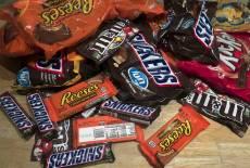 Süßigkeiten oder Salz-Snacks?