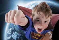 Ich war Superman!!!