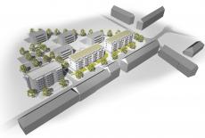 Neubauvorhaben Ottilienstraße