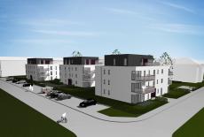 Neubauvorhaben Pestalozzistraße