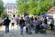 Trödeln im Schlosspark Altdöbern: Machen Sie mit!