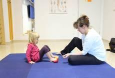 Physiotherapie Eva Gierth: Kinderfüße in guten Händen
