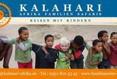 Familienreisen nach Afrika