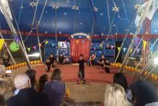 Zirkusferiencamps mit dem Harlekids e. V.