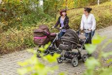 Fit nach der Geburt – welche und wieviel Bewegung ist gut?