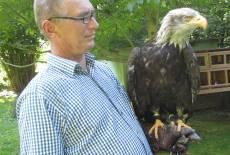 Adler- und Jagdfalkenhof zur Calauer Schweiz