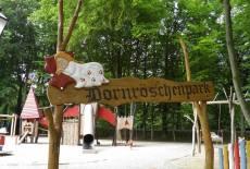 Zum Kindertag in den Forster Dornröschenpark!