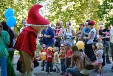 8. Zwergen-Sommerfest des Netzwerks Gesunde Kinder