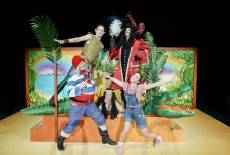 Sommertheater mit Seeblick