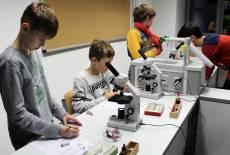 Erster Science Day am Steenbeck-Gymnasium Cottbus