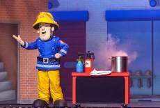 Feuerwehrmann Sam trifft Hänsel & Gretel