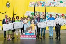 Familienspaß spendet 3.000 Euro!