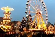 Weihnachtsmarkt der 1.000 Sterne in Cottbus