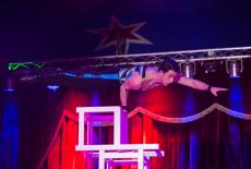 Circus Danny Busch: Artistik mit Wow-Effekt!