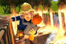 Feuerwehrmann Sam erobert die Kinos