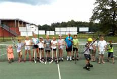 Lernen durch Spielen in der Tennisschule Kaiser