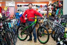 Rad schenken: Fahrrad Schenker