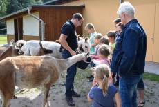 Tierpark Finsterwalde: Großes Tierparkfest am 4.8.