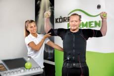 Sport unter Strom bei Körperformen