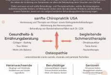 Sanfte Aktivierung der Selbstheilung: Chiropraxis
