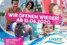 Freizeitbäder Lagune & Spreewelten öffnen im Juni!