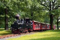 Parkeisenbahn Cottbus: die Fete für Eisenbahnfans
