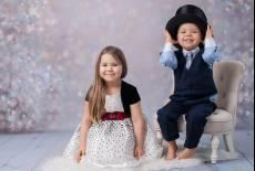 Kinder-Festkleider für Familienfeste oder die Fotoparty