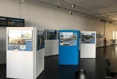 Besucherzentrum IBA-Terrassen mit neuer Ausstellung