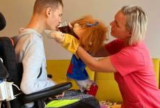 Der ganz besondere Job im Kinderhaus Pusteblume