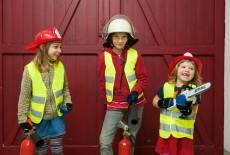 KiEZ Frauensee: einmal bei der Feuerwehr sein
