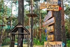 Auf in den Kletterwald Lübben!