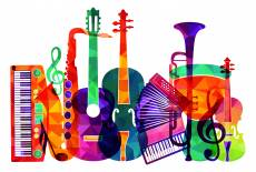 Herbstferien mit Instrument