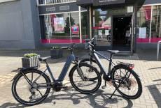 Ein E-Trekking-Bike für alle familiären Ansprüche