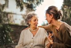 Wenn Eltern und Großeltern älter werden