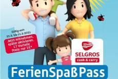 Wieder da: FerienSpaßPass 2021