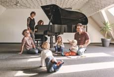 Farbenfroh & familiär: Musikbildung bei Bärwinkels