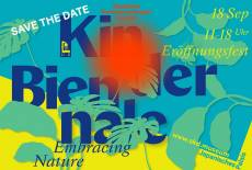 Embracing Nature - die 2. Kinderbiennale im Japanischen Palais Dresden