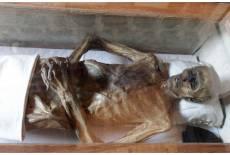 Schulausflug in eine Mumiengruft
